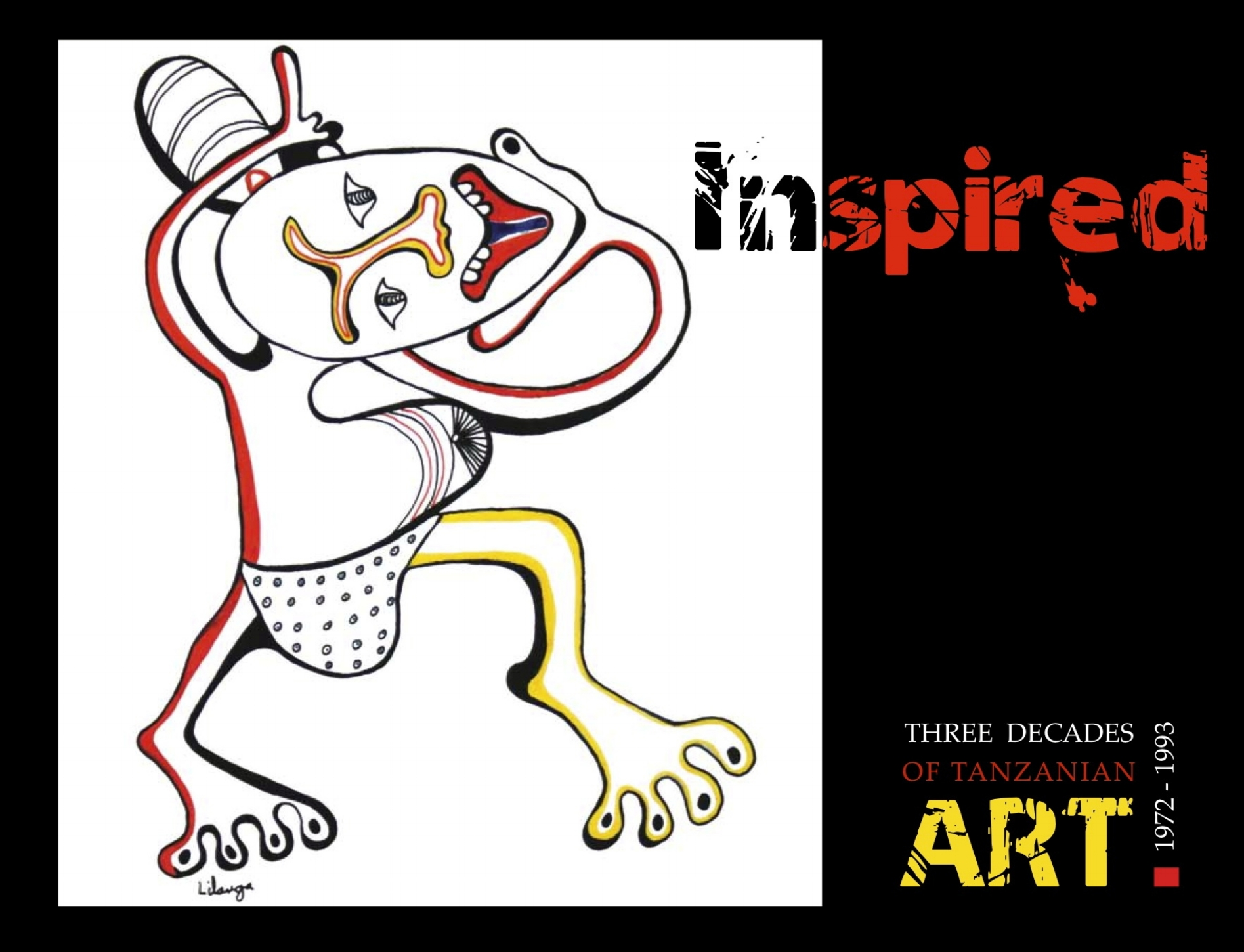 Inspired: Three Decades of Tanzanian Art . Contributor & Editor. (Vijana Vipaji Foundation, 2012).