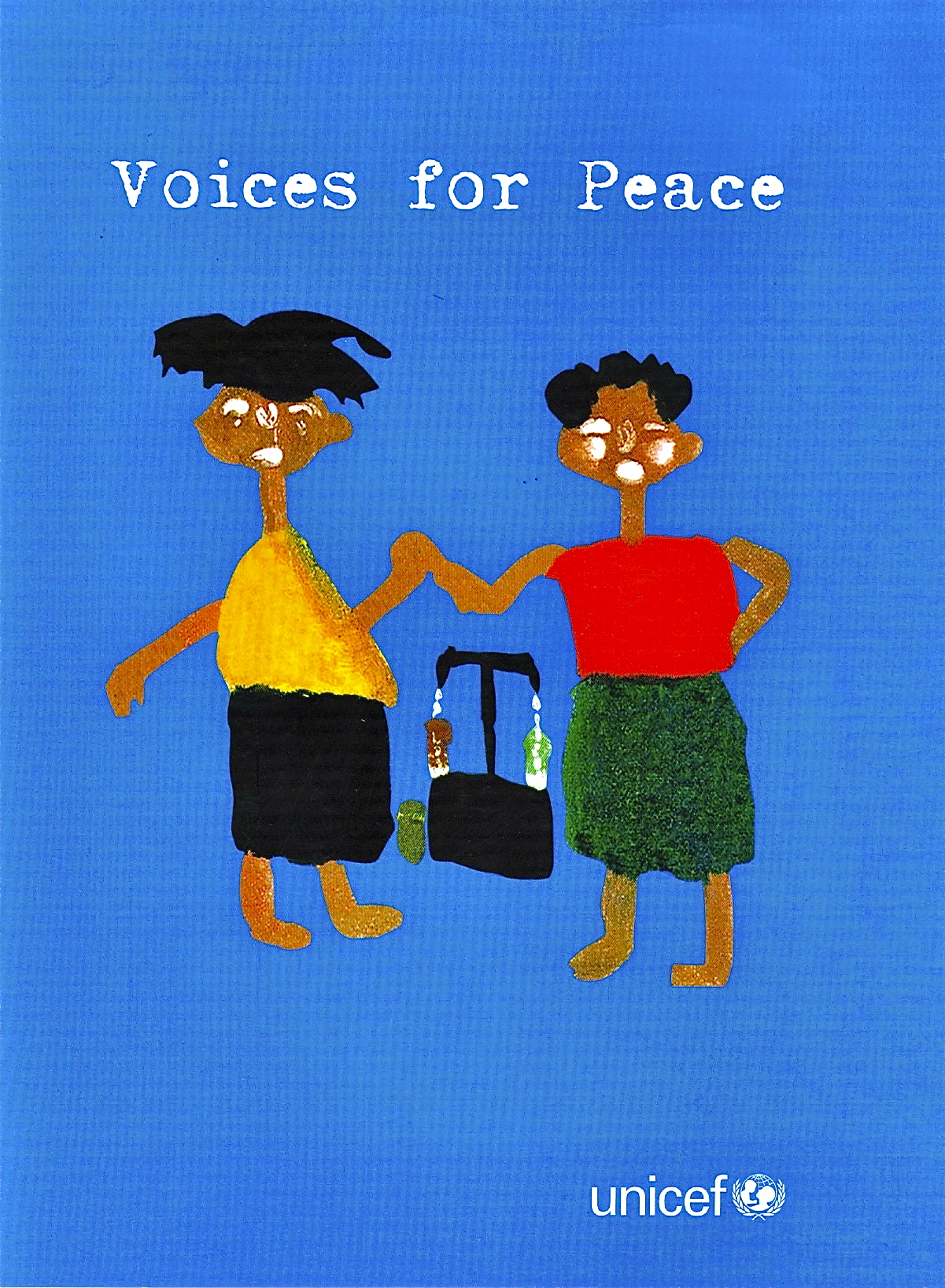 Voices of Peace: Refugees from the Great Lakes Conflicts.  Editor. (UNICEF, 2006).