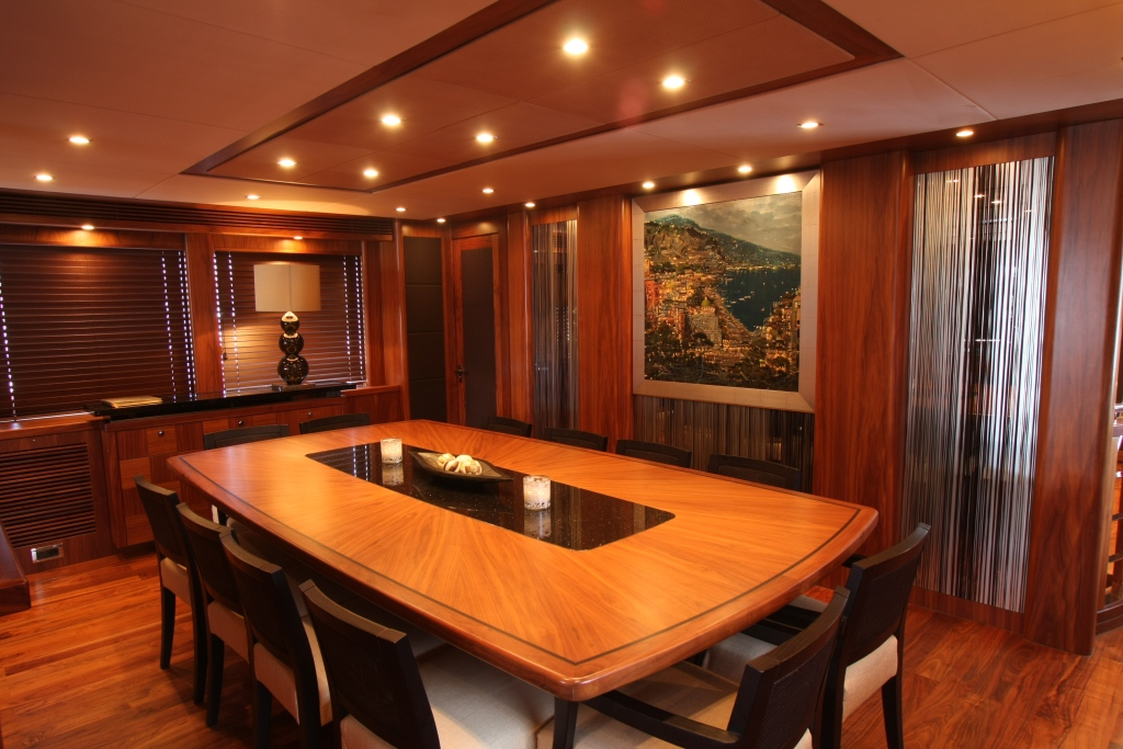 Yacht Devocean -  Formal Dining.jpg