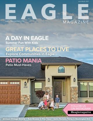 Draftech: The Possibilities are Endless - EAGLE MAGAZINE