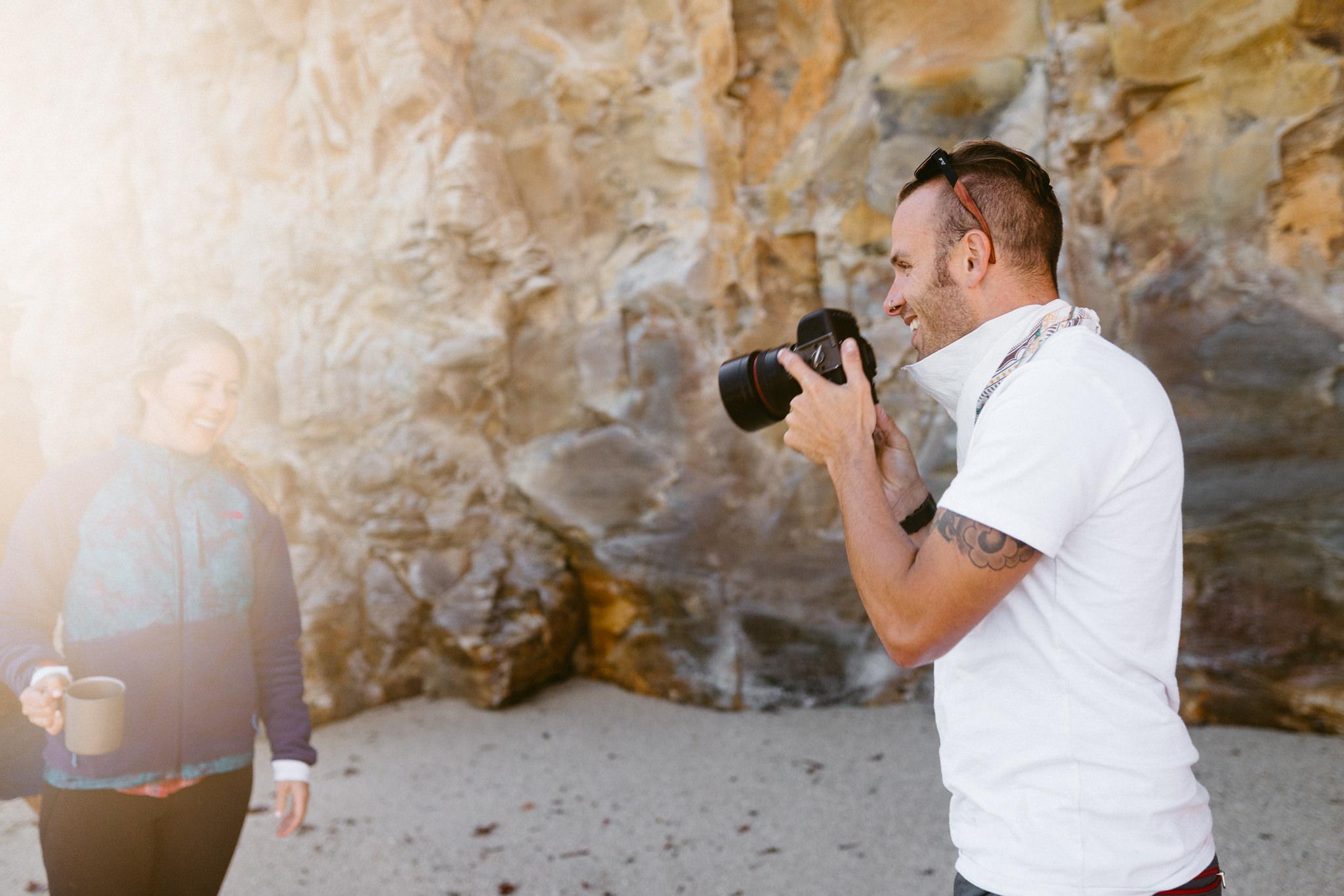adventure photographer gear