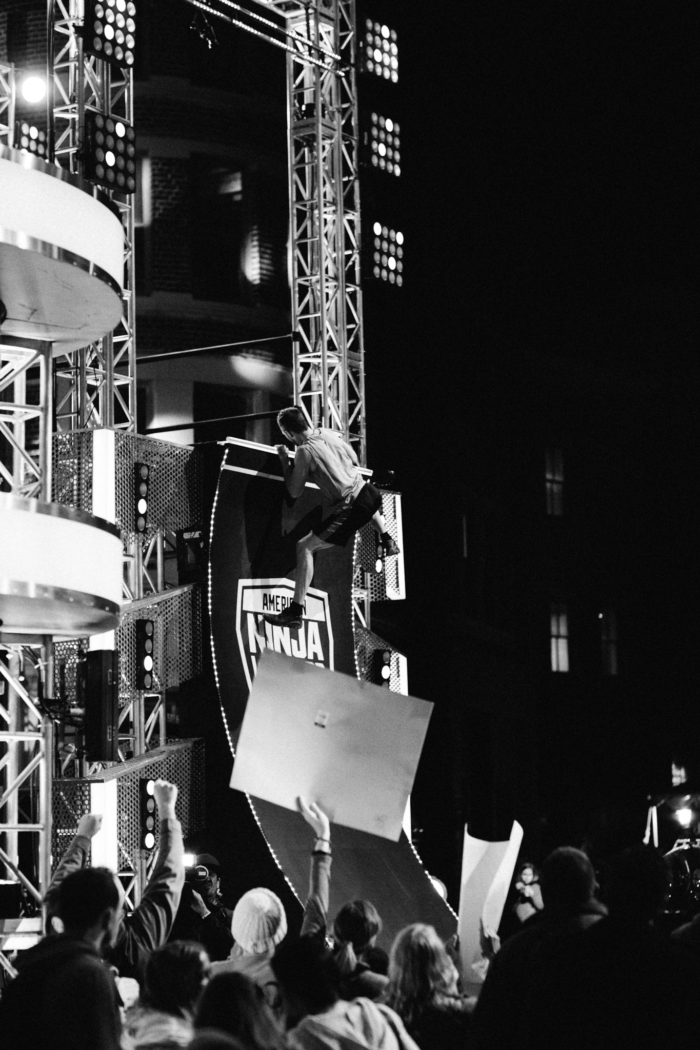 ninja warrior behind the scenes