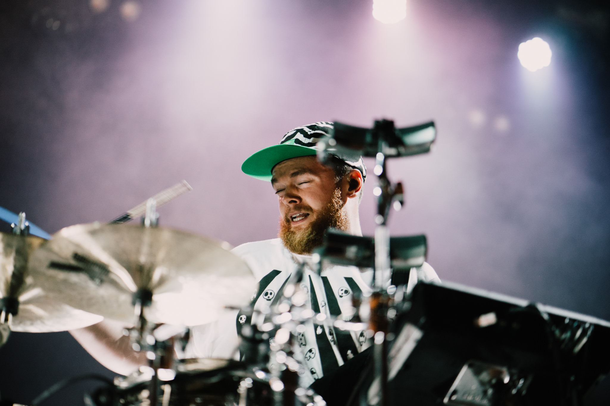 concert photography editing techniques