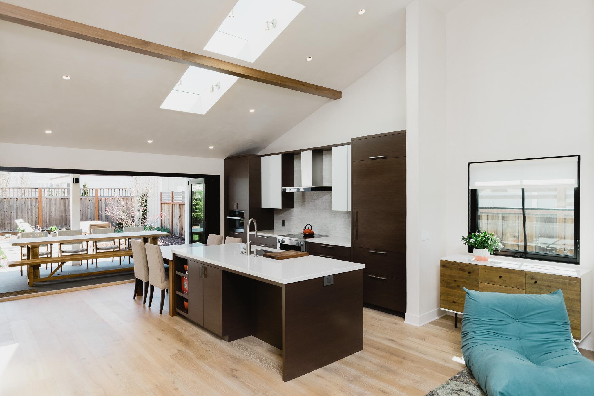 modern kitchen design photo