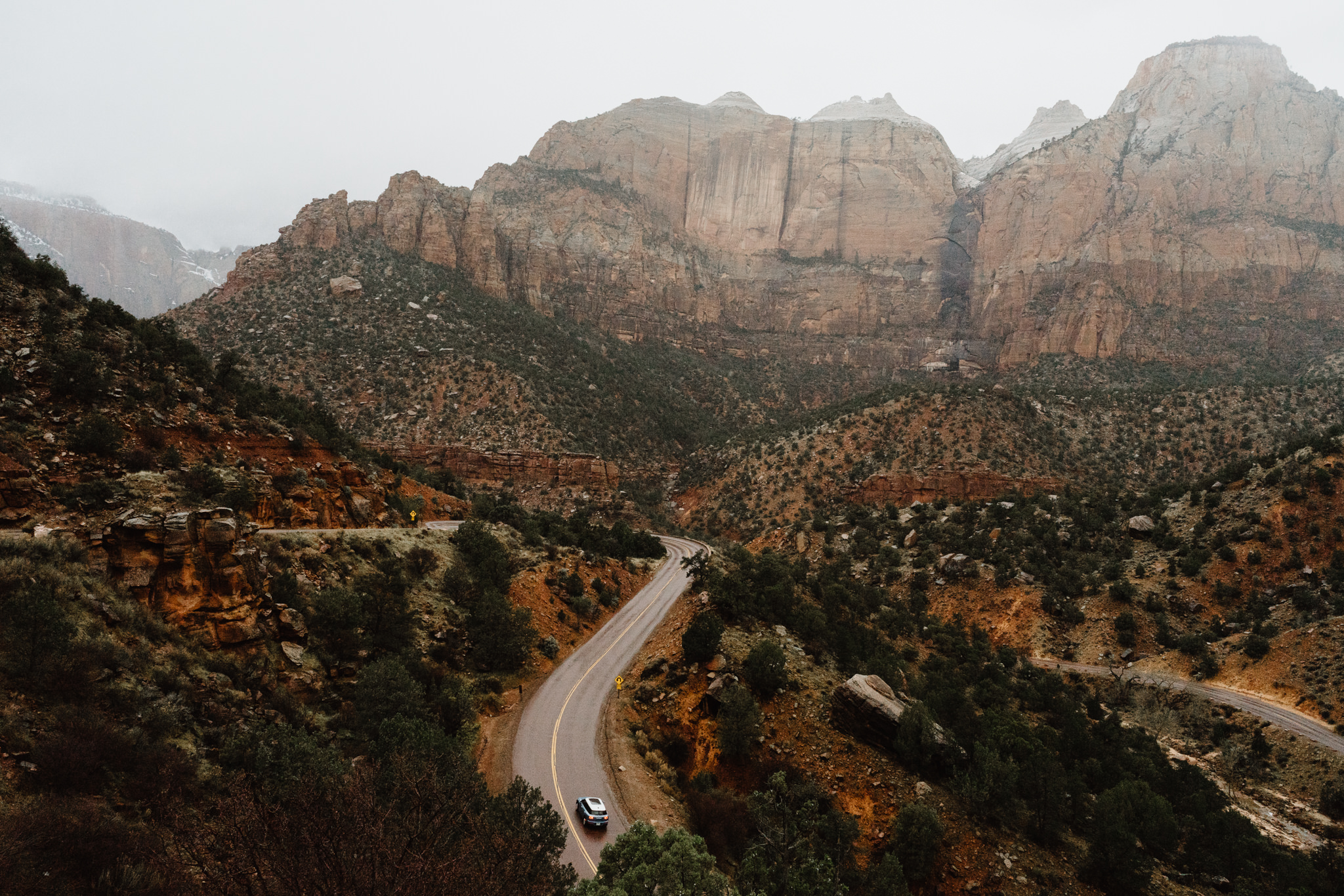 MINI USA  | Desert Roadtrip  This project with MINI USA took us on an epic 6 day road trip through Zion, Joshua Tree, & Death Valley to photograph the 2016 Clubman as we journeyed through these stunning locations.