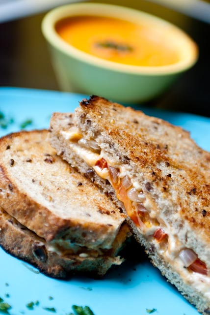 Grilled Cheese Dairy Free