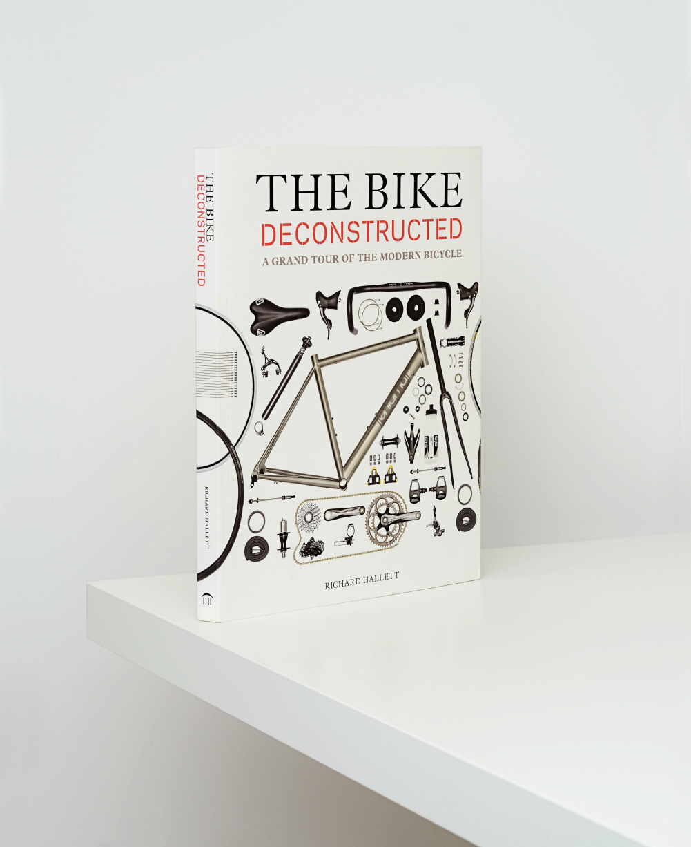 The Bike Deconstructed.  Commissioned by Quid Publishing