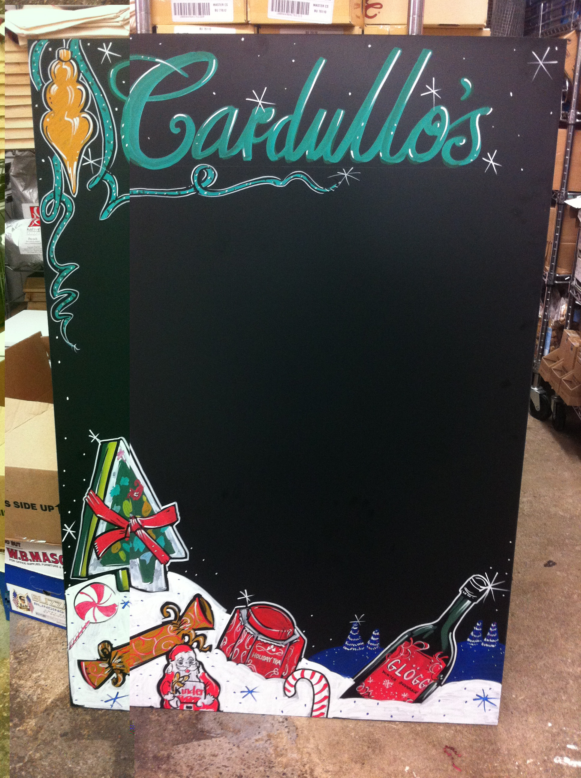 Cardullo's A-Frame
