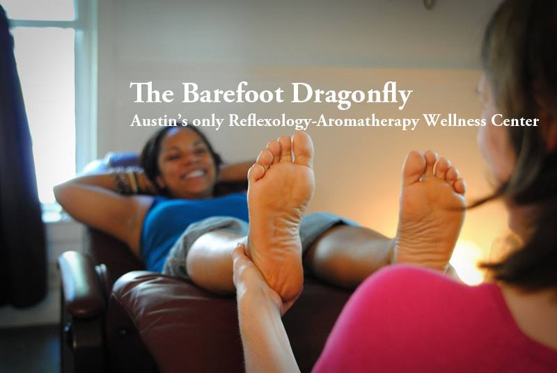 This week's guest: Amy Kreydin of  The Barefoot Dragonfly
