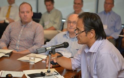 Phinjo Gombu, Director of Project Strategies, Neptis Institute