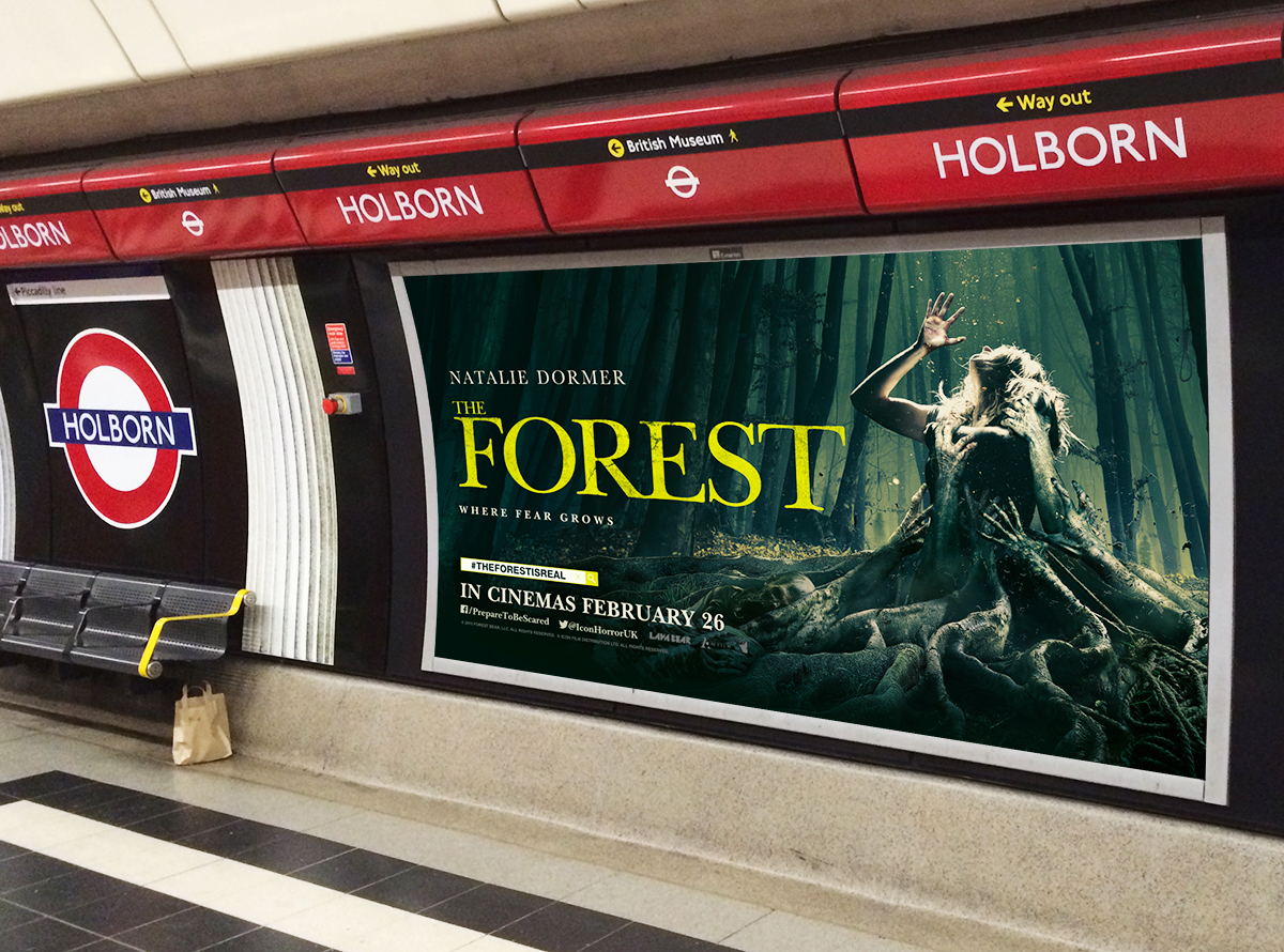 London Underground 12 sheets