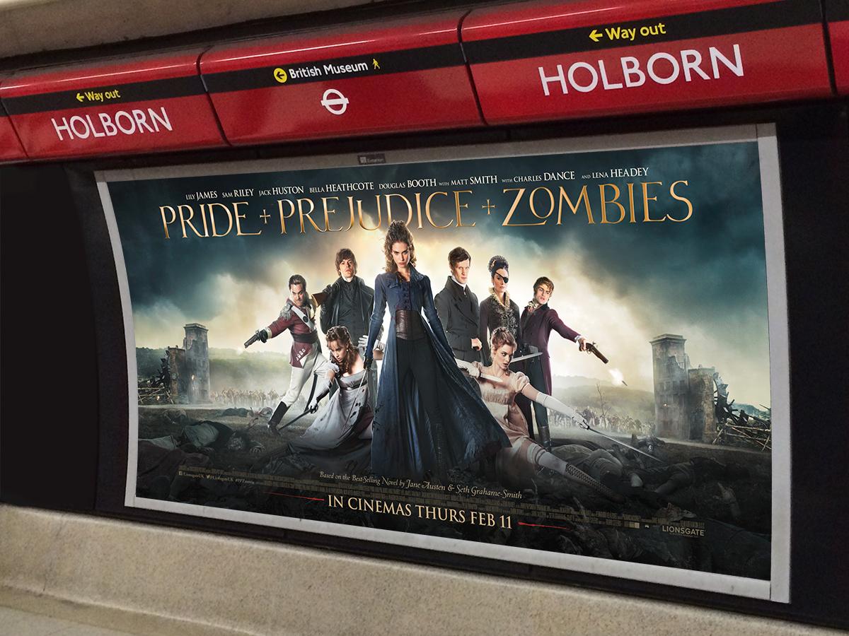 London Underground 12 sheet