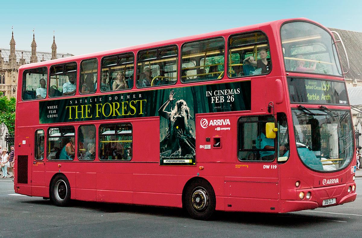 UK Bus Sides