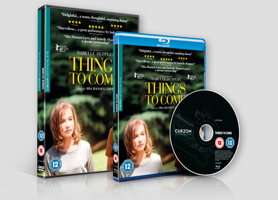 DVD and BluRay Artwork
