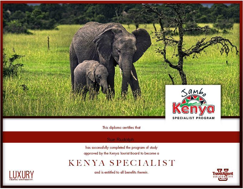Kenya Specialist