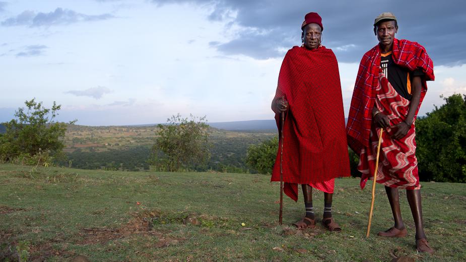 The Massai