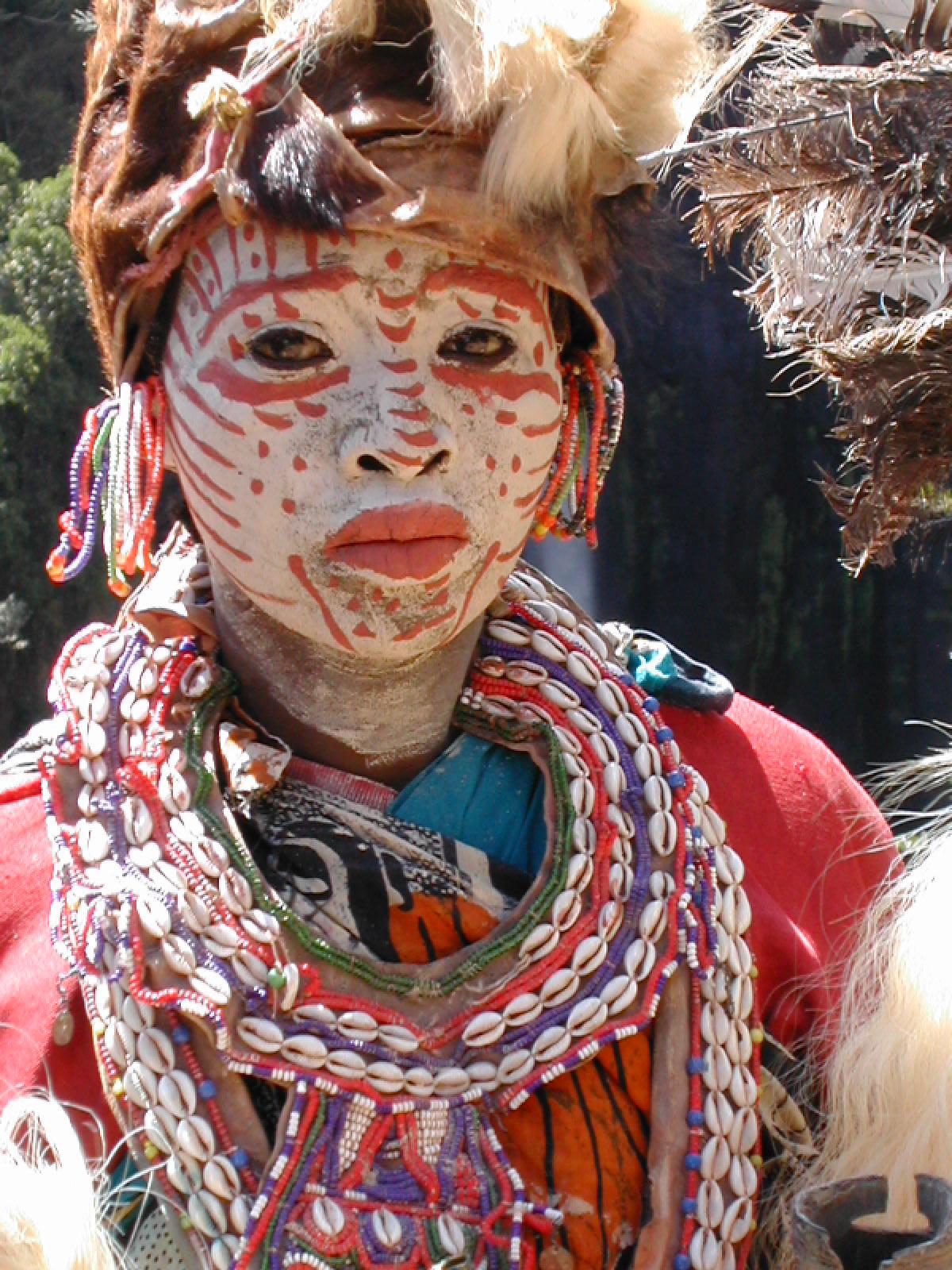 A Kikuyu Woman