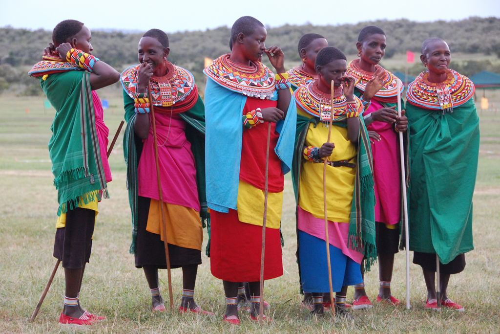 Swahili People