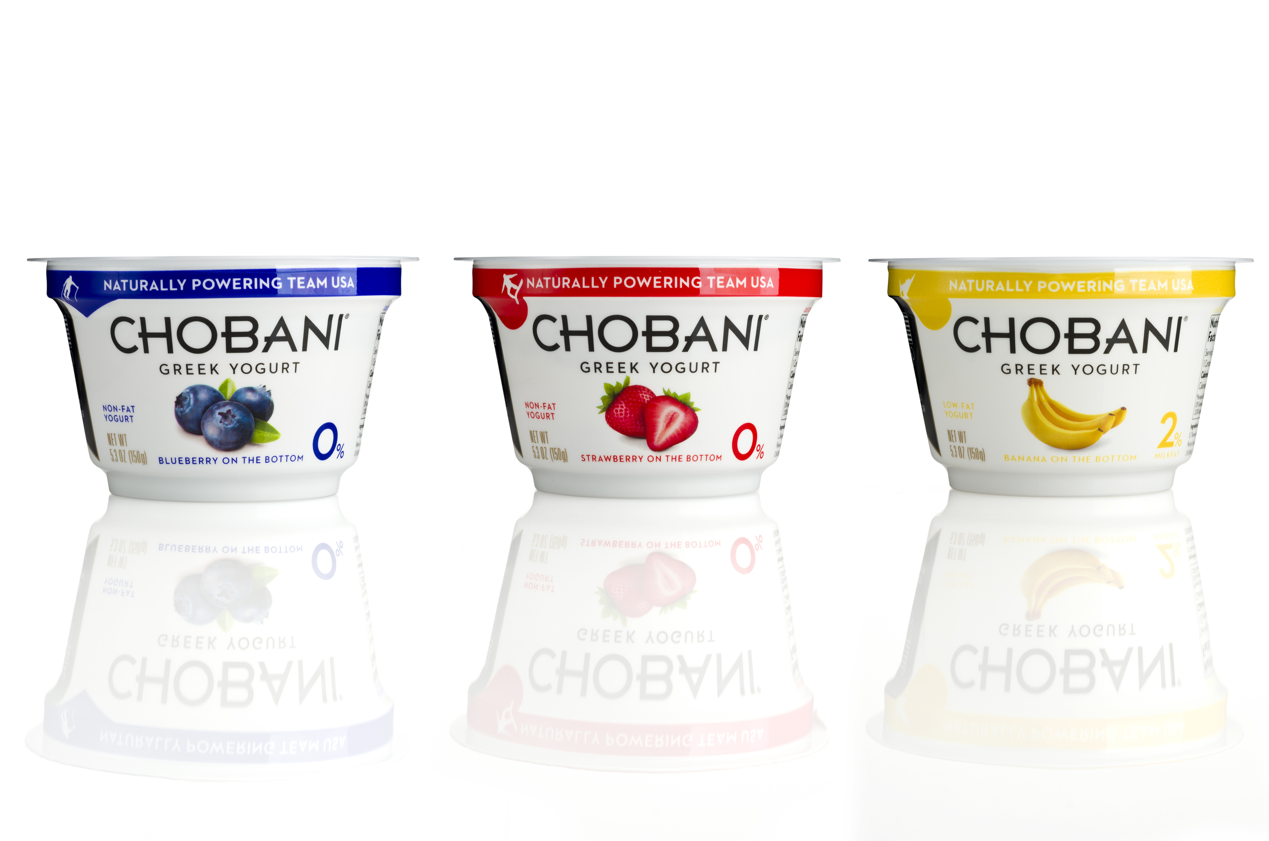 Chobani Structural Packaging