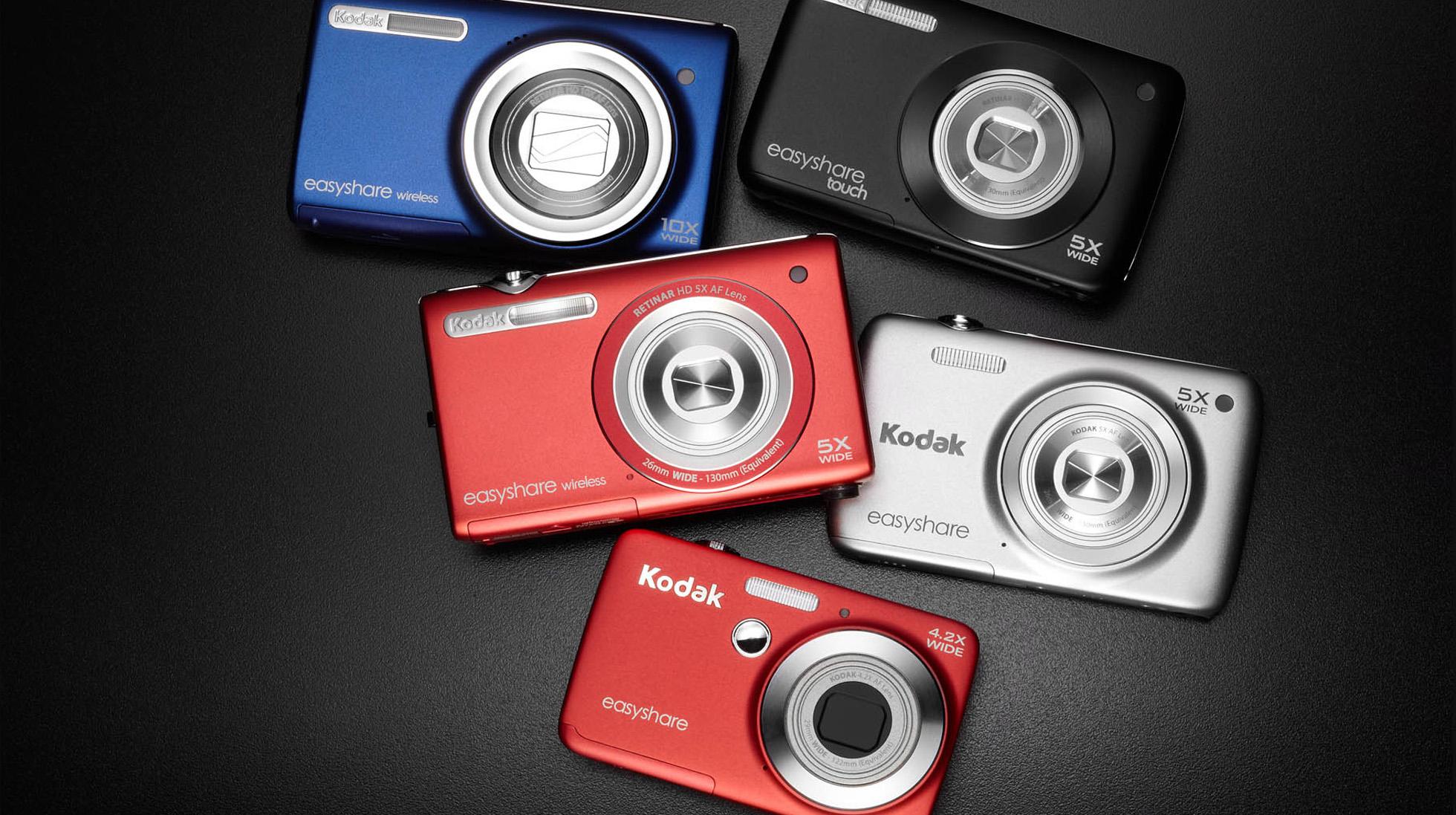 Kodak Digital Camera Design Language