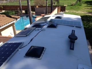 Overlander - 170 Watt Solar Panels