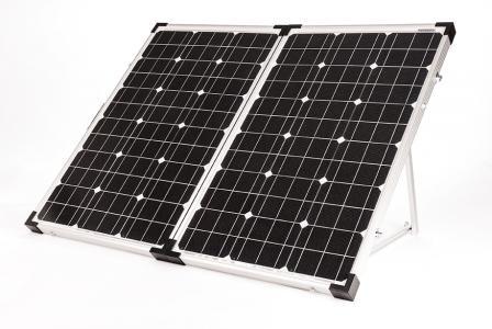 120 Watt Portable Panel Kit