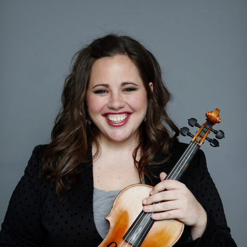 Heidi Wright, Violin
