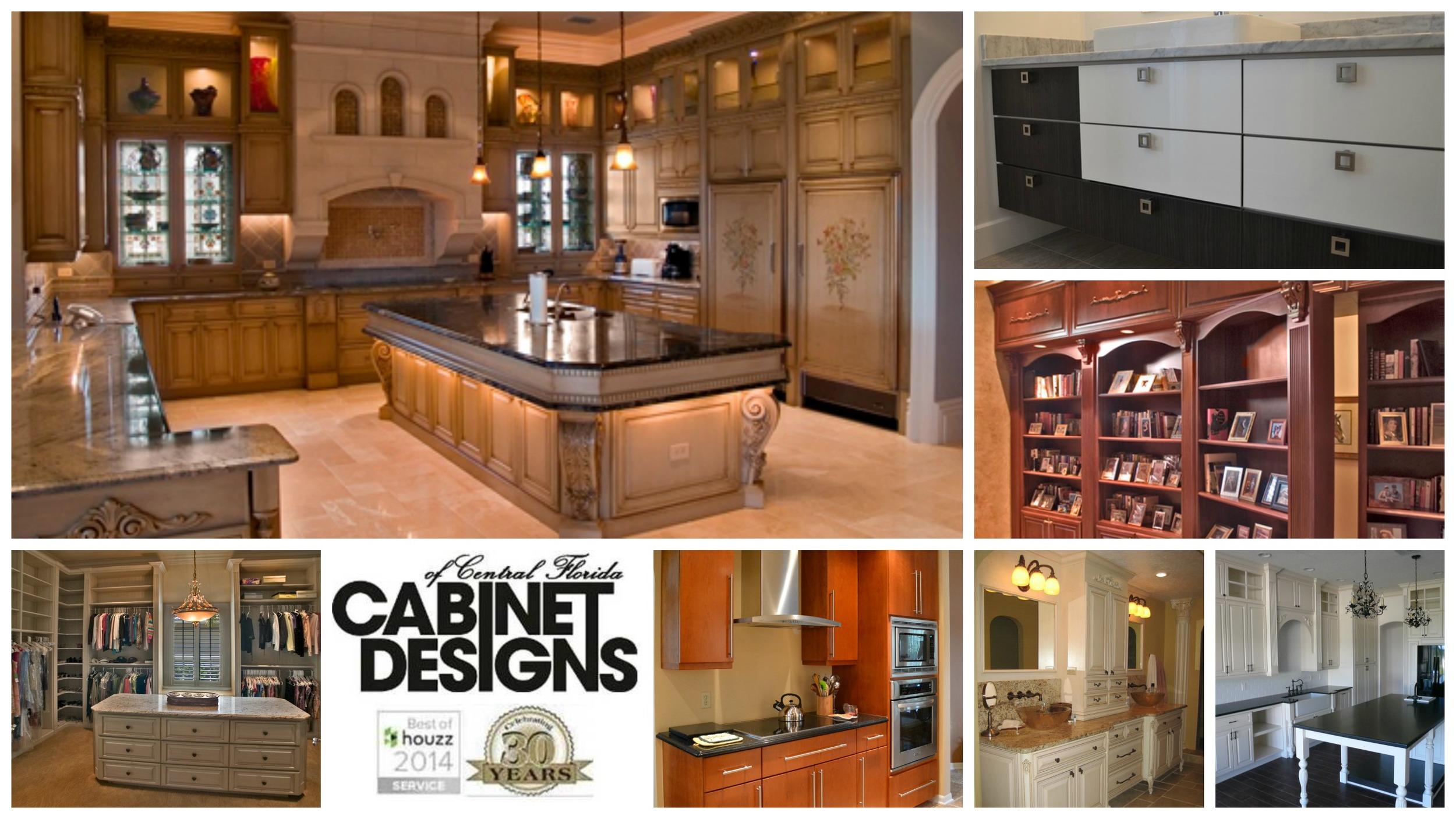 Kitchen Cabinets Merritt Island FL — Cabinet Designs of ...