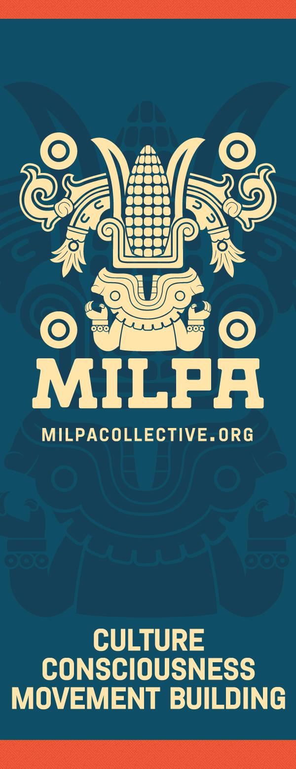 Milpa-Banner