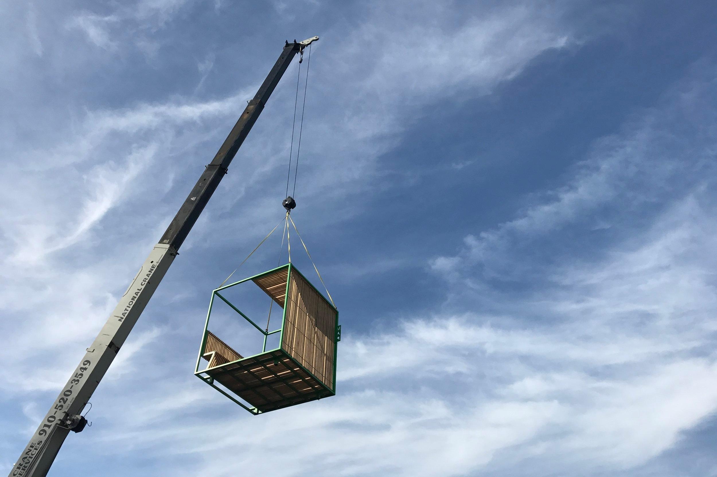 crane cube