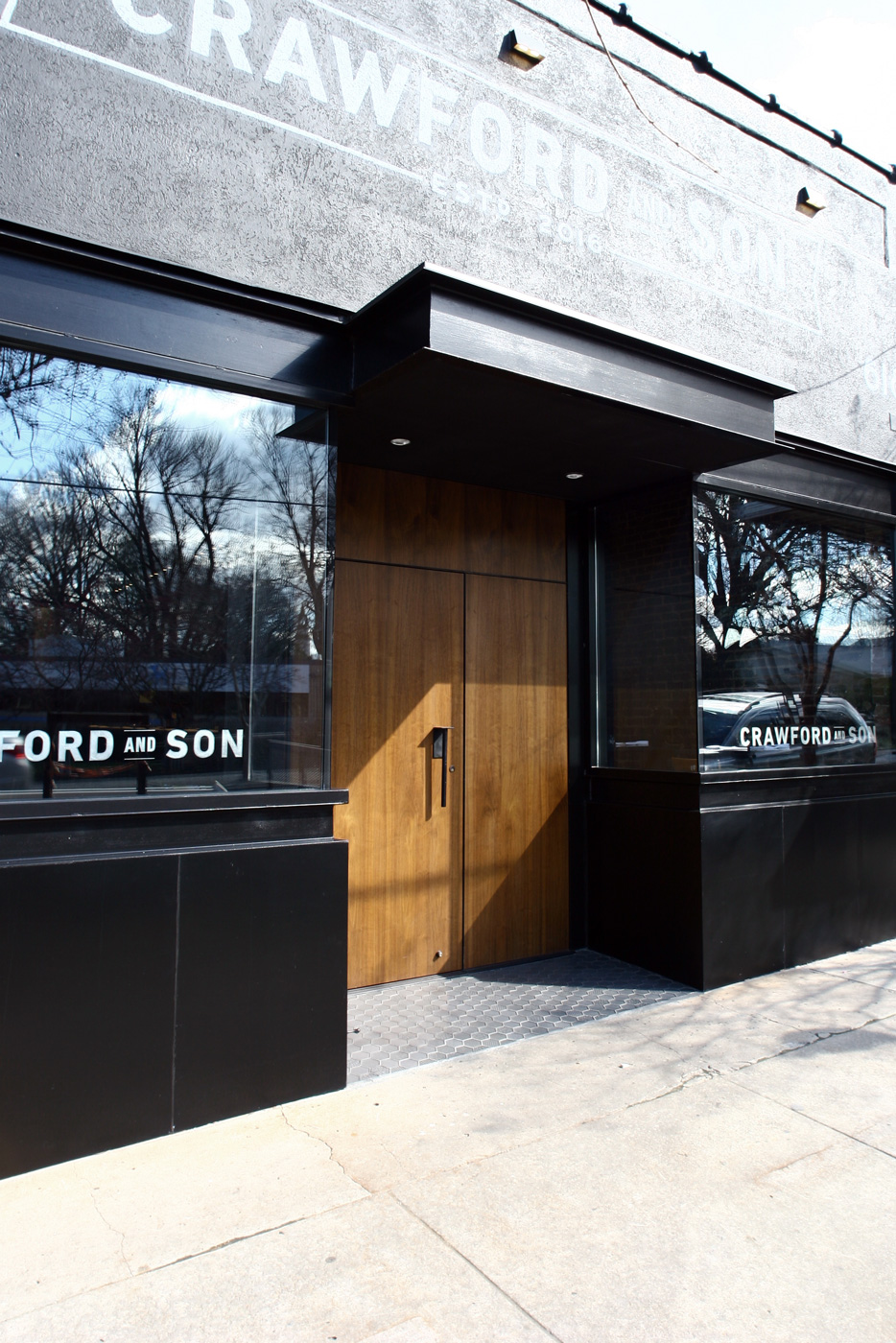 Crawford and Son Storefront