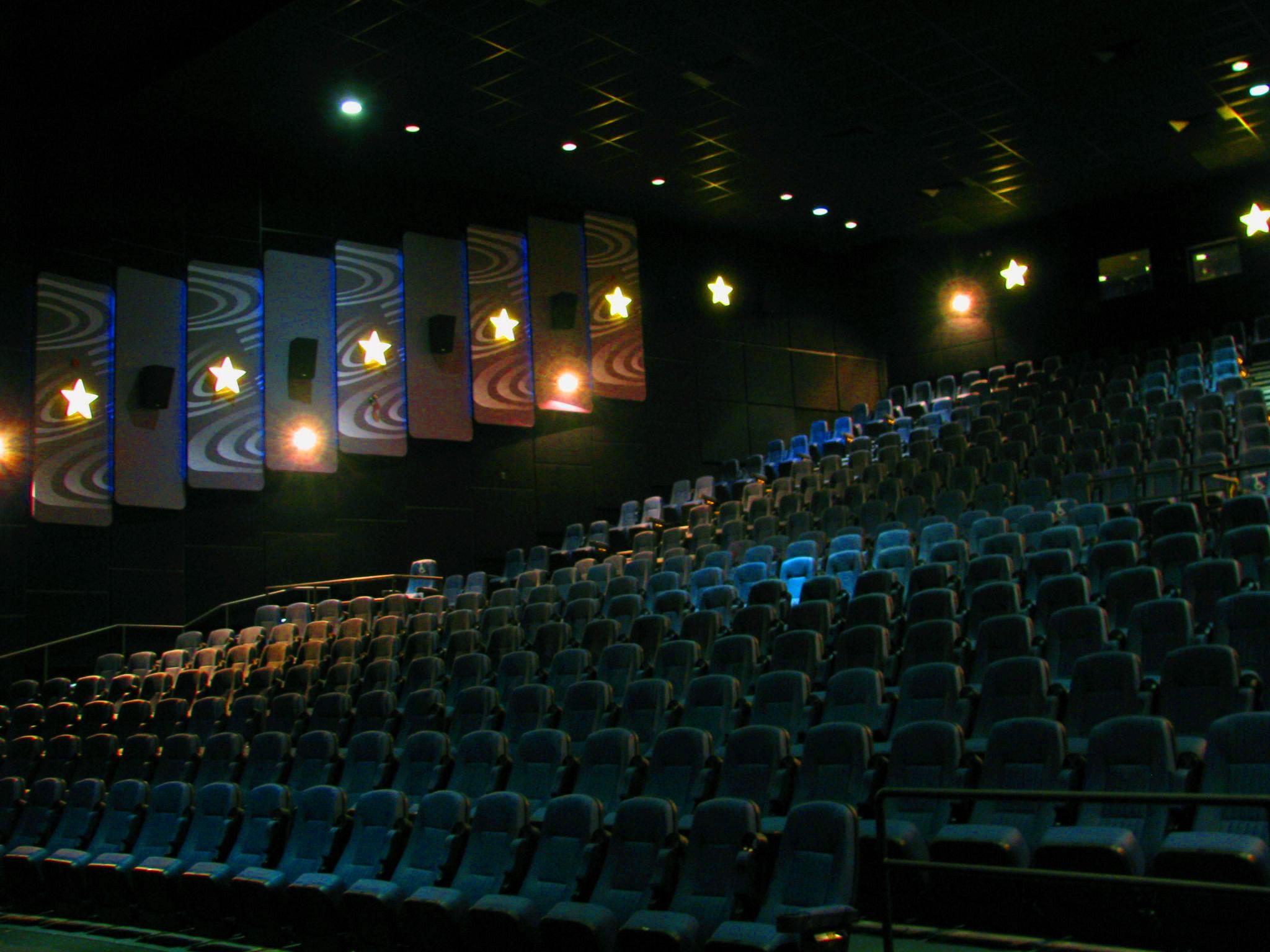 AVX Theatre Conversion