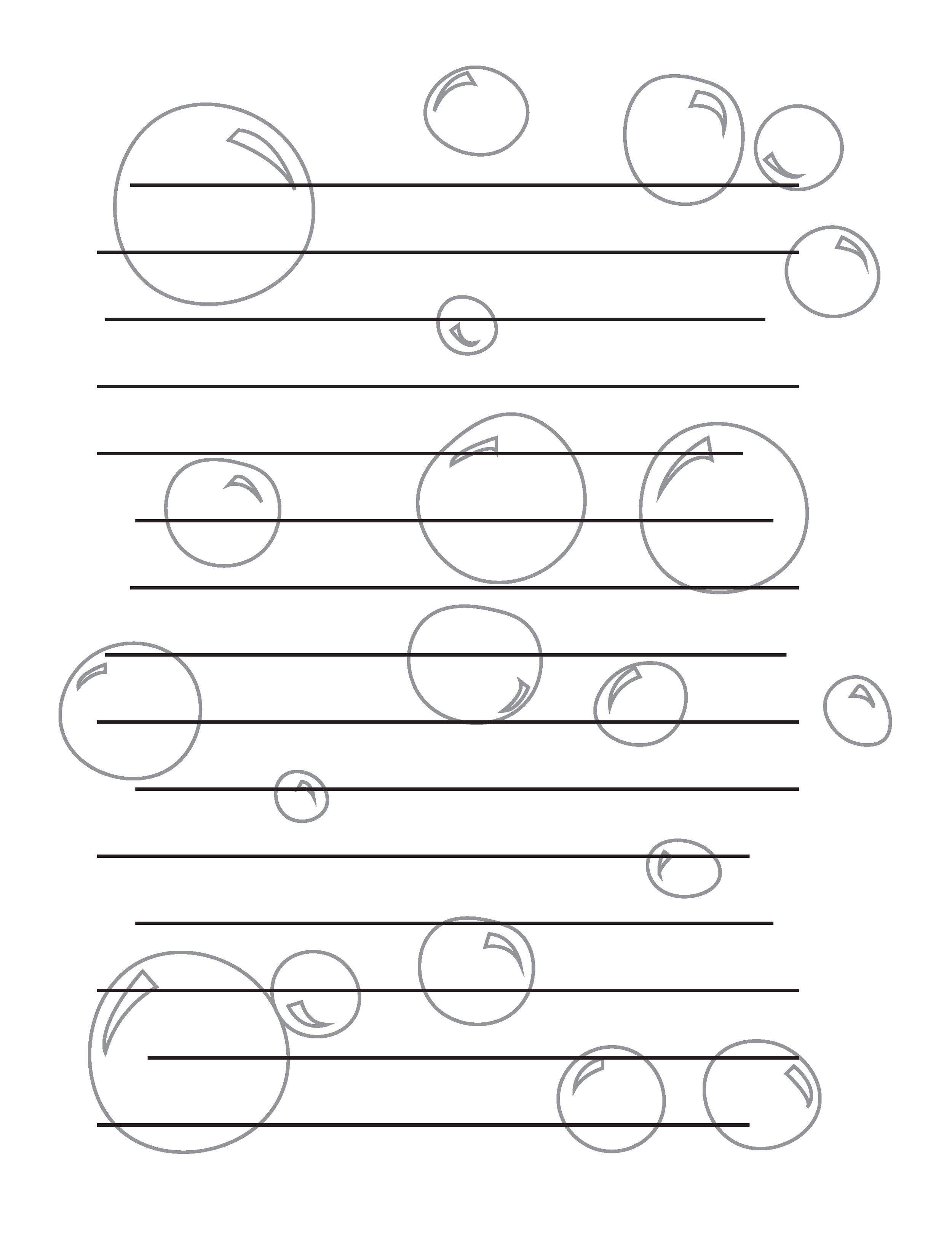 Bubble Note Pad