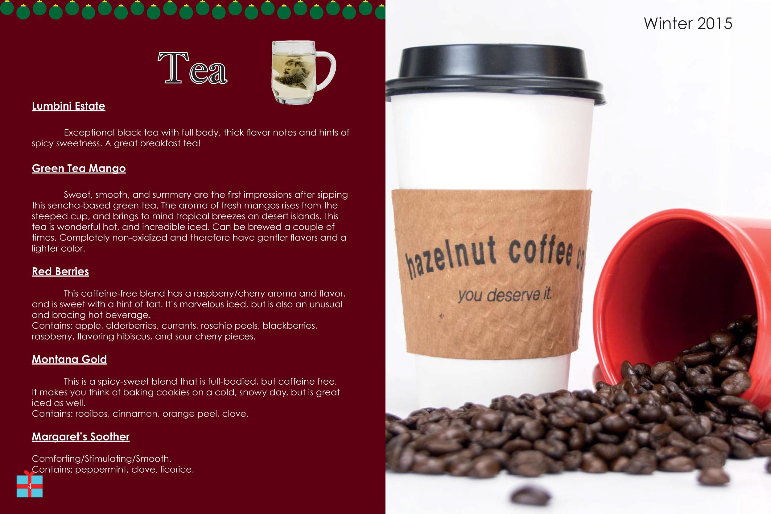 Hazelnut Coffee Magazine