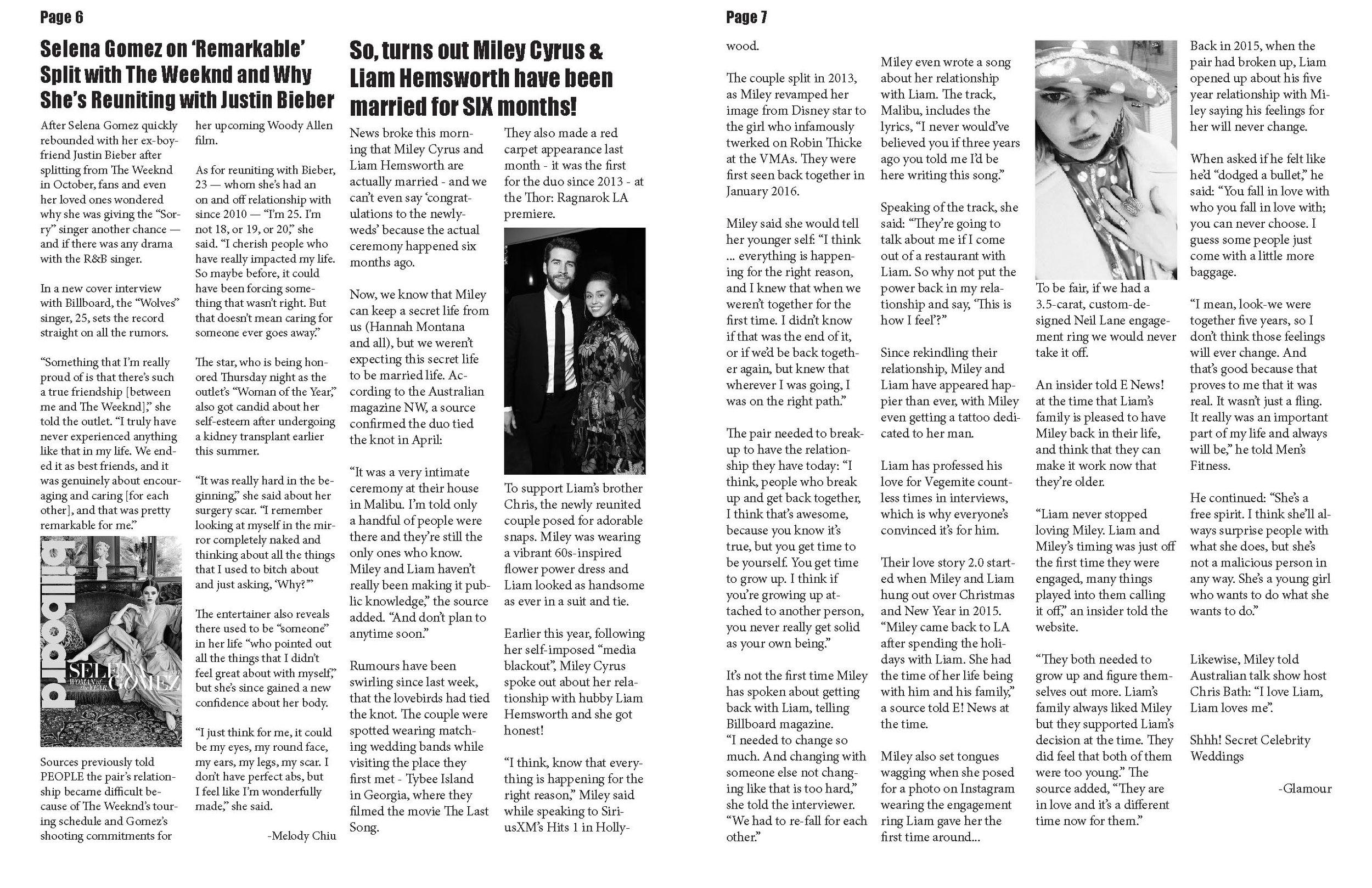 newsletter p6-7