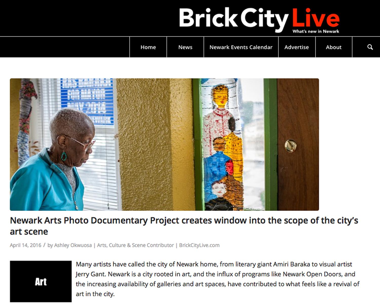 Brick City Live, 2016