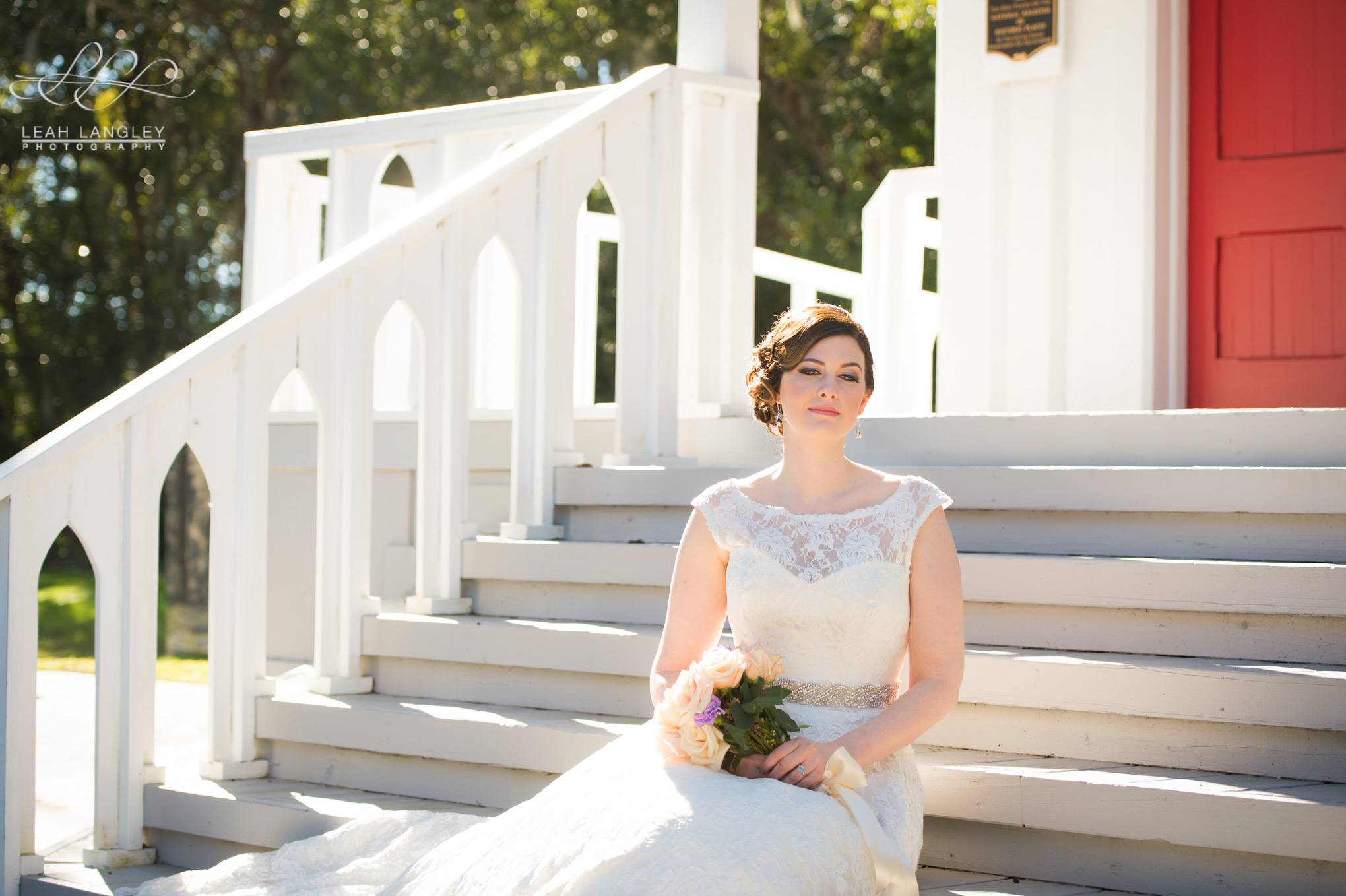 Hair and Makeup: Lauren Walsh  Photography: Leah Langley  Location: Church of the Good Shepard Maitland