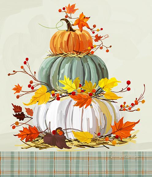 Stacked Pumpkins  .jpg