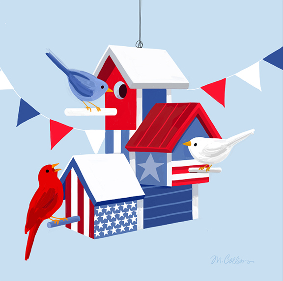 Americana Birdhouses 3 .jpg