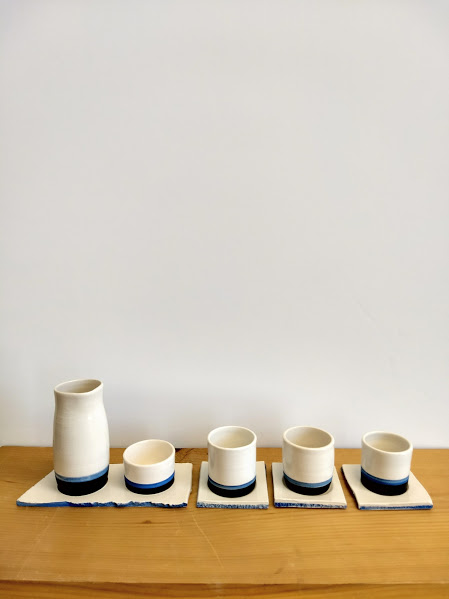 Demitasse set, 2016