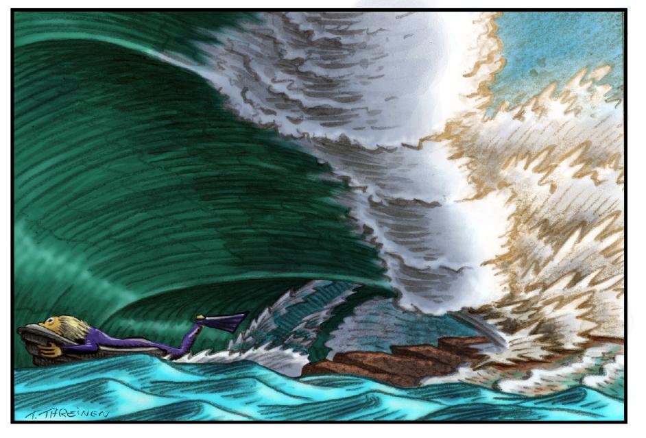 Spirit Matters Cover Art  by Tom Threinen