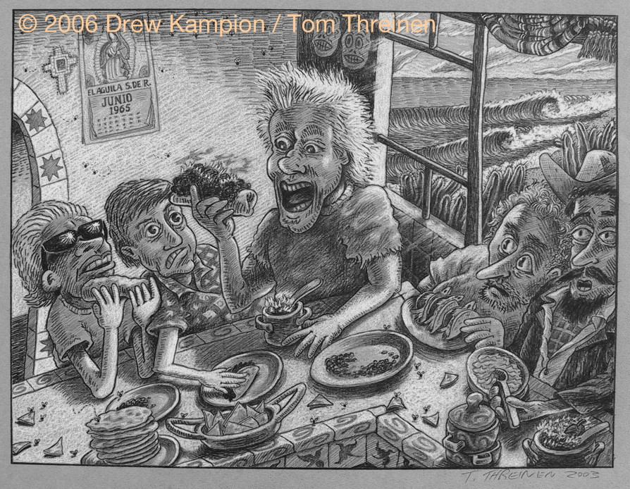 Don Redondo by Tom Threinen