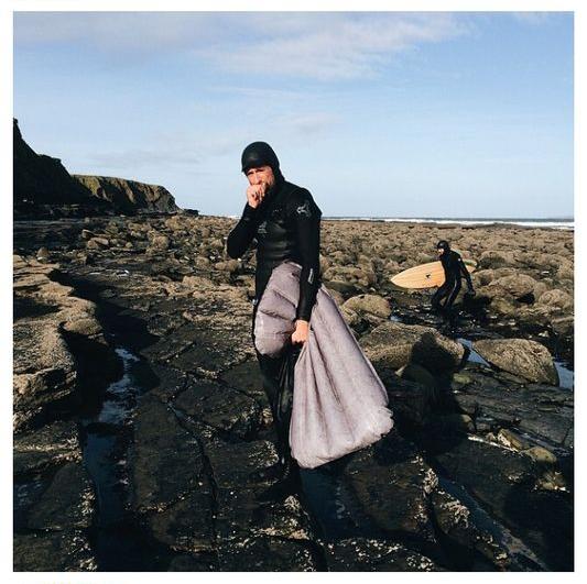 Daniel Crocket in Iceland by Anon.jpg