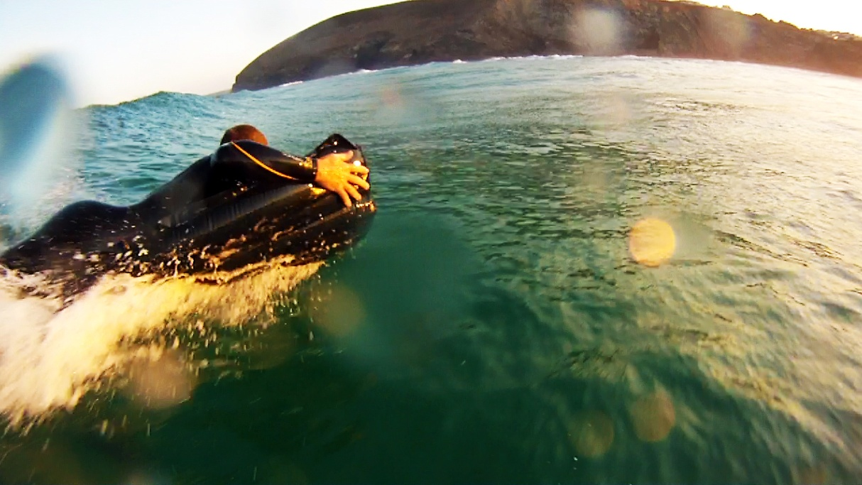 Ian Wraith at Mawgan Porth by Graeme Webster surfmat surf mat.jpg