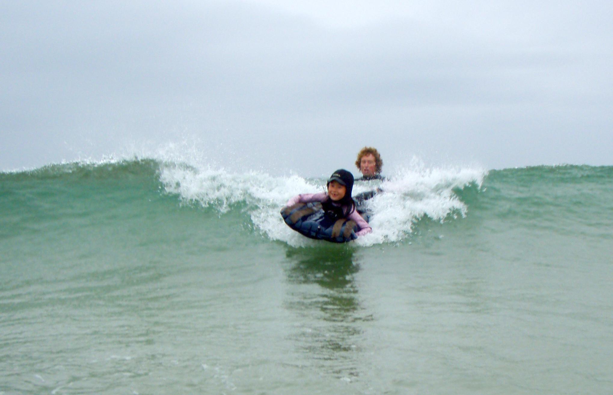 Lilly Wraith @ Polly by Kana Wraith surfmat surf mat.jpg