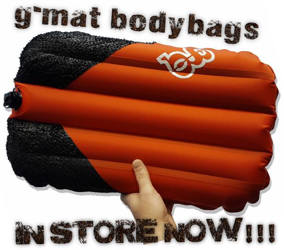 G-Mat Bodybag Surfmat