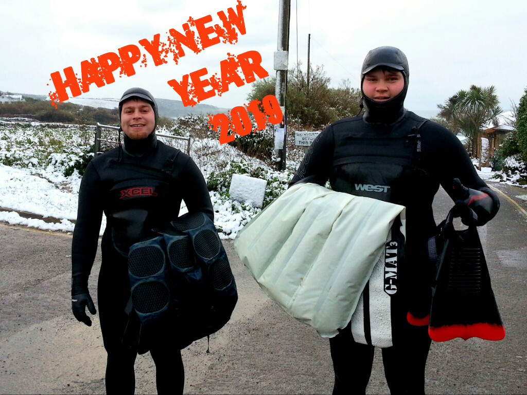 Surfmat Happy New Year