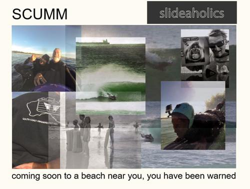 SCUMM Slideaholics