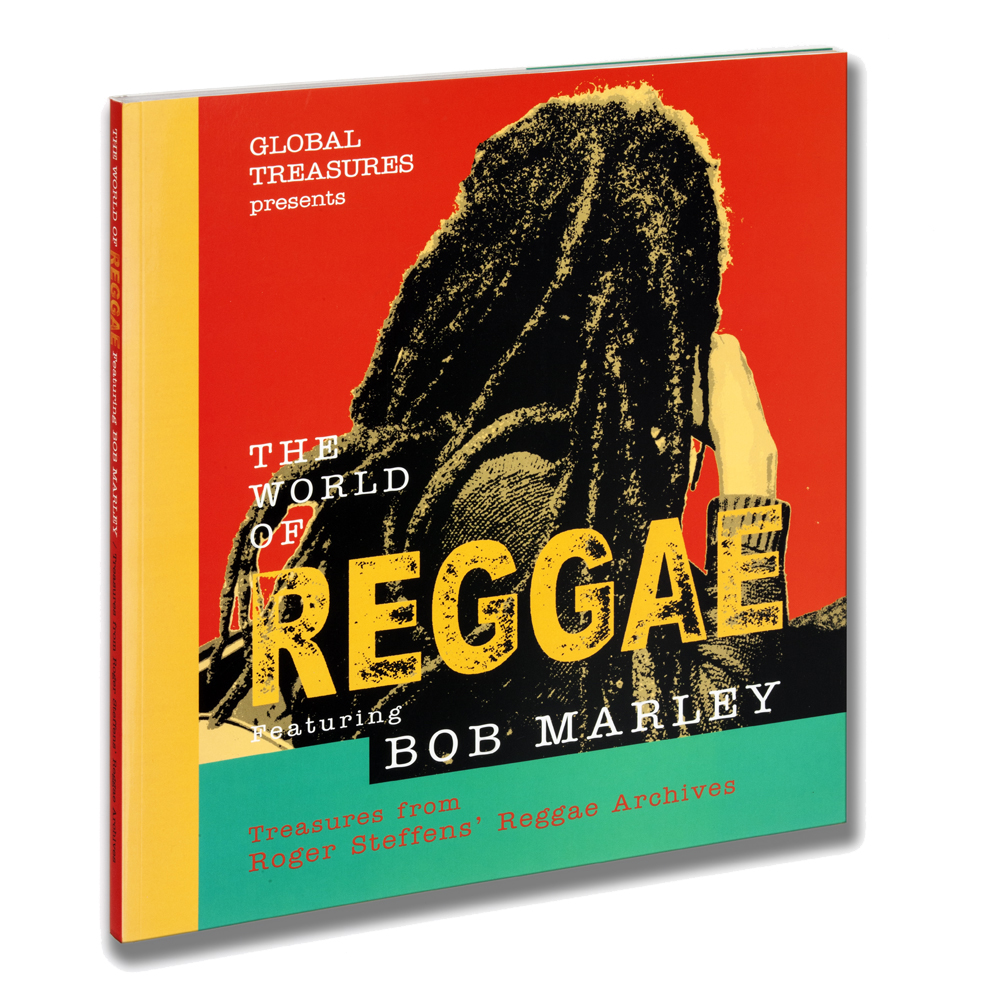 The World of Reggae featuring Bob Marley: Treasures from Roger Steffens' Reggae Archives