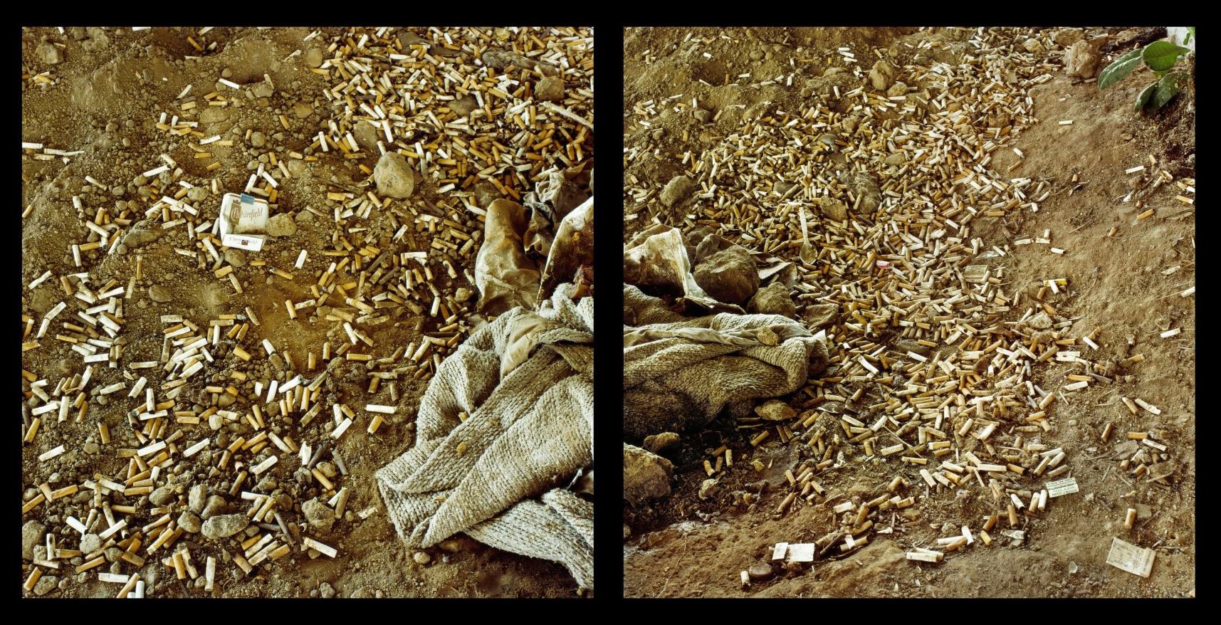 Anthony Hernandez, Landscapes for the Homeless #24 , 1990